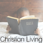 Button - Christian Living