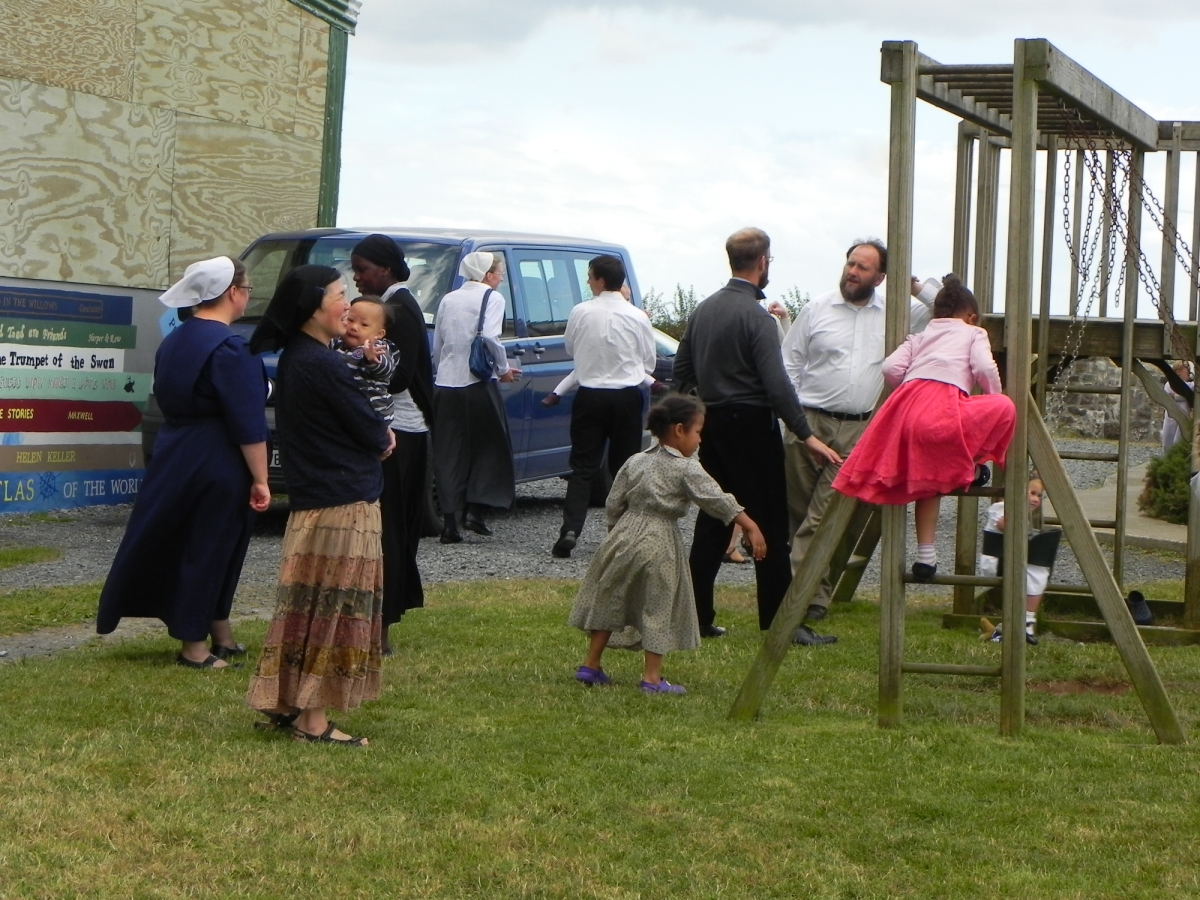 The Mennonite Game A Blog Directory